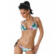 Bikiny star * green *